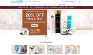 世界上最大的皮肤科医生拥有和经营的美容网站:LovelySkin