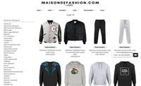 英国运动风奢侈品购物网站:Maison De Fashion