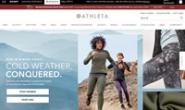 Athleta官网:购买女士瑜伽服、技术运动服和休闲运动服