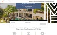 万豪国际住宅与别墅集团:Homes & Villas by Marriott International