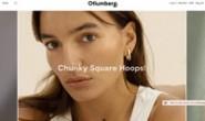 Otiumberg官网:英国半精致珠宝品牌