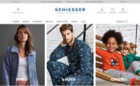 SCHIESSER荷兰官方网站:德国内衣专家
