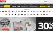 NFL官方在线商店:NFLShop