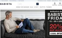 瑞士男士时尚网上商店:Babista