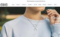 英国银首饰公司:e&e Jewellery
