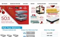 澳大利亚在线床零售商:Bedworks