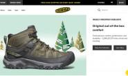 KEEN美国官网:美国人气户外休闲鞋品牌