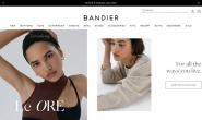 Bandier官网:奢侈、时尚前卫的健身服装首选目的地