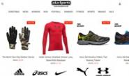 全球最大运动品牌的男装、女装和童装官方库存商:A&A Sports