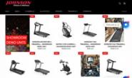 Johnson Fitness澳大利亚:高级健身器材