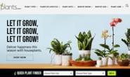 美国室内盆栽植物购买网站:Plants.com