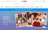 迪士尼法国在线商店:shopDisney FR