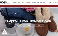 澳洲的UGG雪地靴超级市场:Uggs.com.au