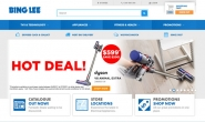 澳大利亚厨房和家用电器购物网站:Bing Lee