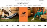 波兰运动鞋网上商店:Distance.pl