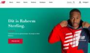 New Balance荷兰官网:鞋子和服装