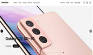 三星越南官方网站:Samsung越南
