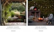 英国家居和花园装饰照明在线零售商:Lights4fun.co.uk