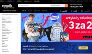波兰购物网站:Empik.com