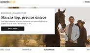 Zalando Privé西班牙:私人时尚和生活方式销售