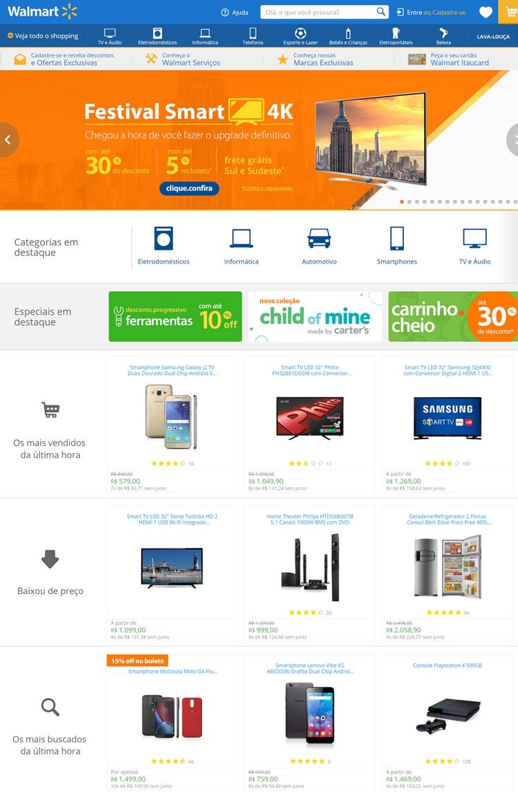 Walmart.com br