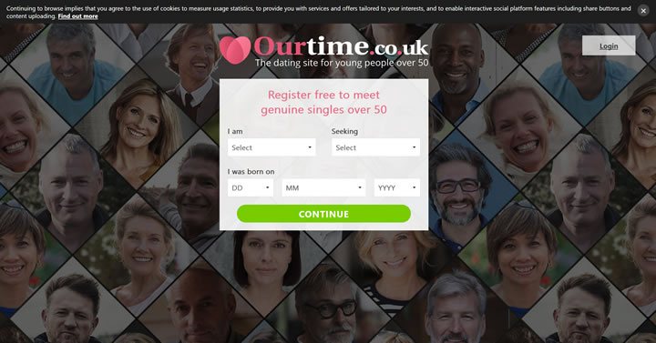 www ourtime co uk